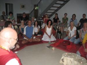 Vortrag Meditation