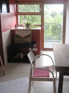 Haus Klarblick, Übernachtungsraum