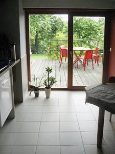 Haus Klarblick, Küche